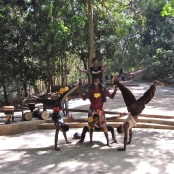 Drummers in Kindia