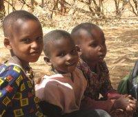 Kenyan girls