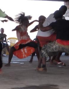 Doundounba in Conakry!