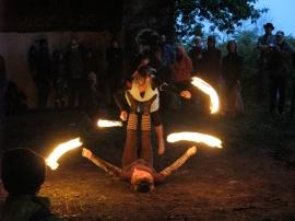 fire balance