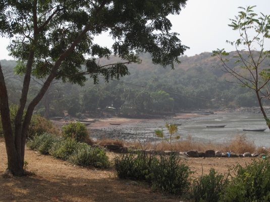 Roum Island, La Guinea, West Africa