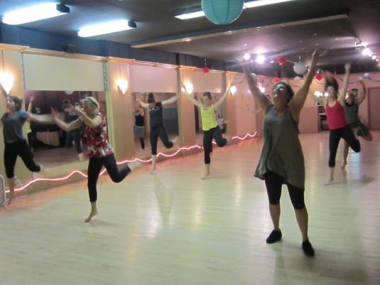 Thurs dance