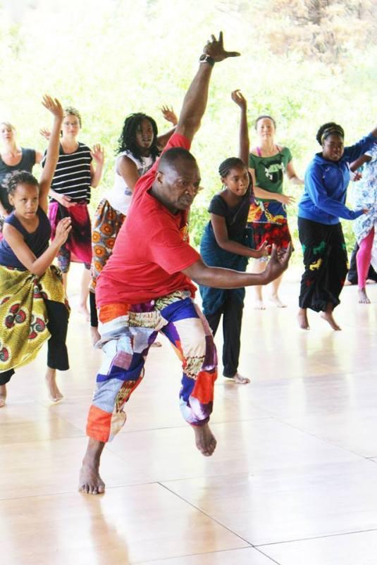 Abdoulaye Sylla - Photo by Dawn Cerf