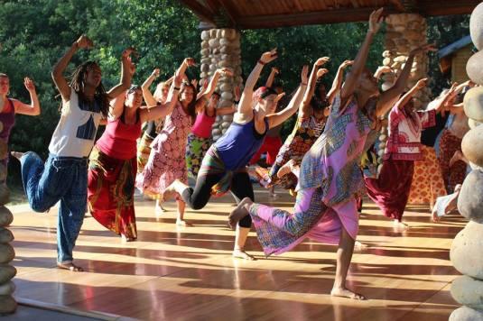 Dance Class2.Camp.Fareta