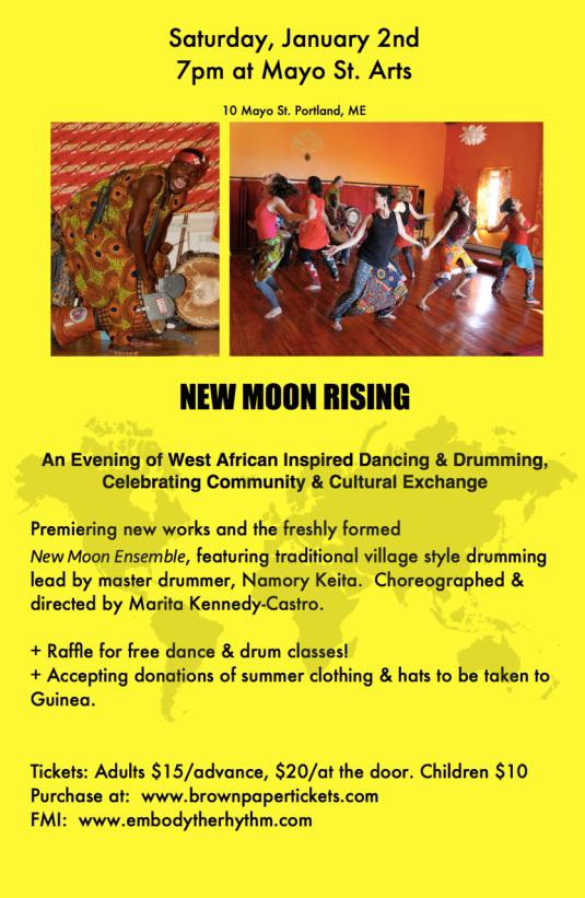 New Moon Ensemble Flier 5